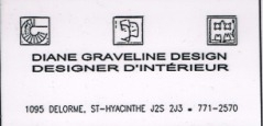 Diane Graveline Designer à Saint-Hyacinthe
