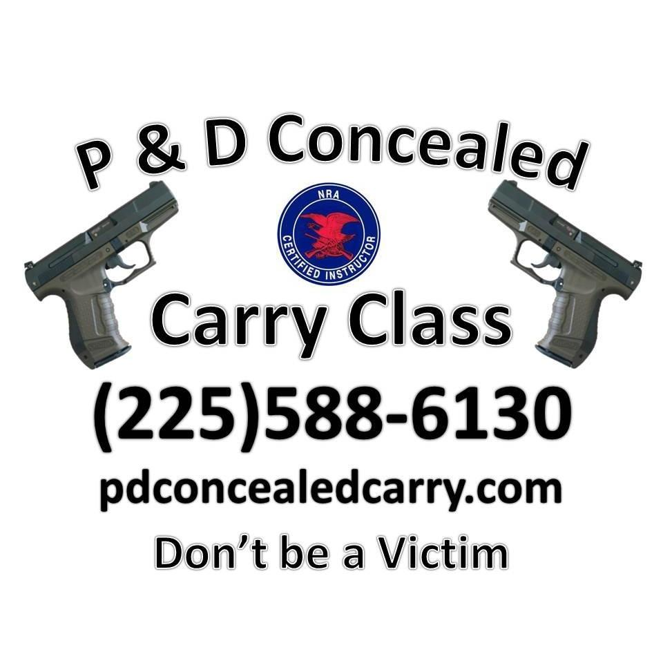 image of P & D Concealed Carry