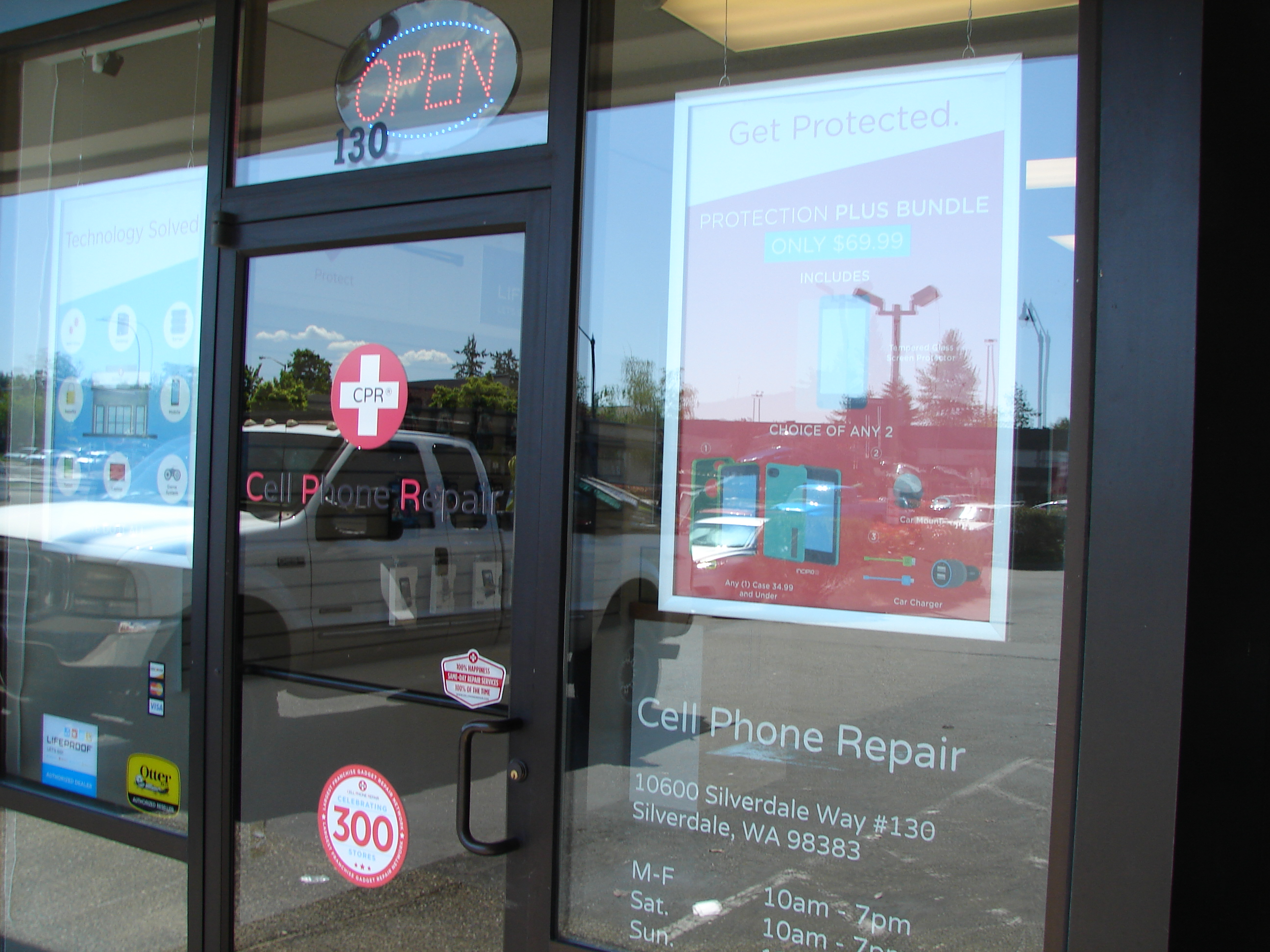 CPR Cell Phone Repair Silverdale image 0