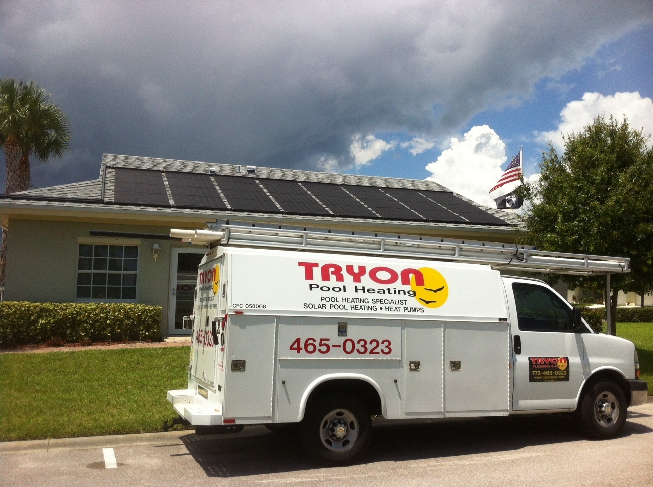 Tryon Pool Heating in Fort Pierce, FL, photo #3