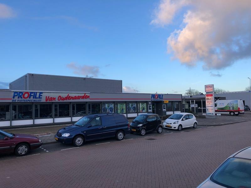 Profile Van Oudenaarden