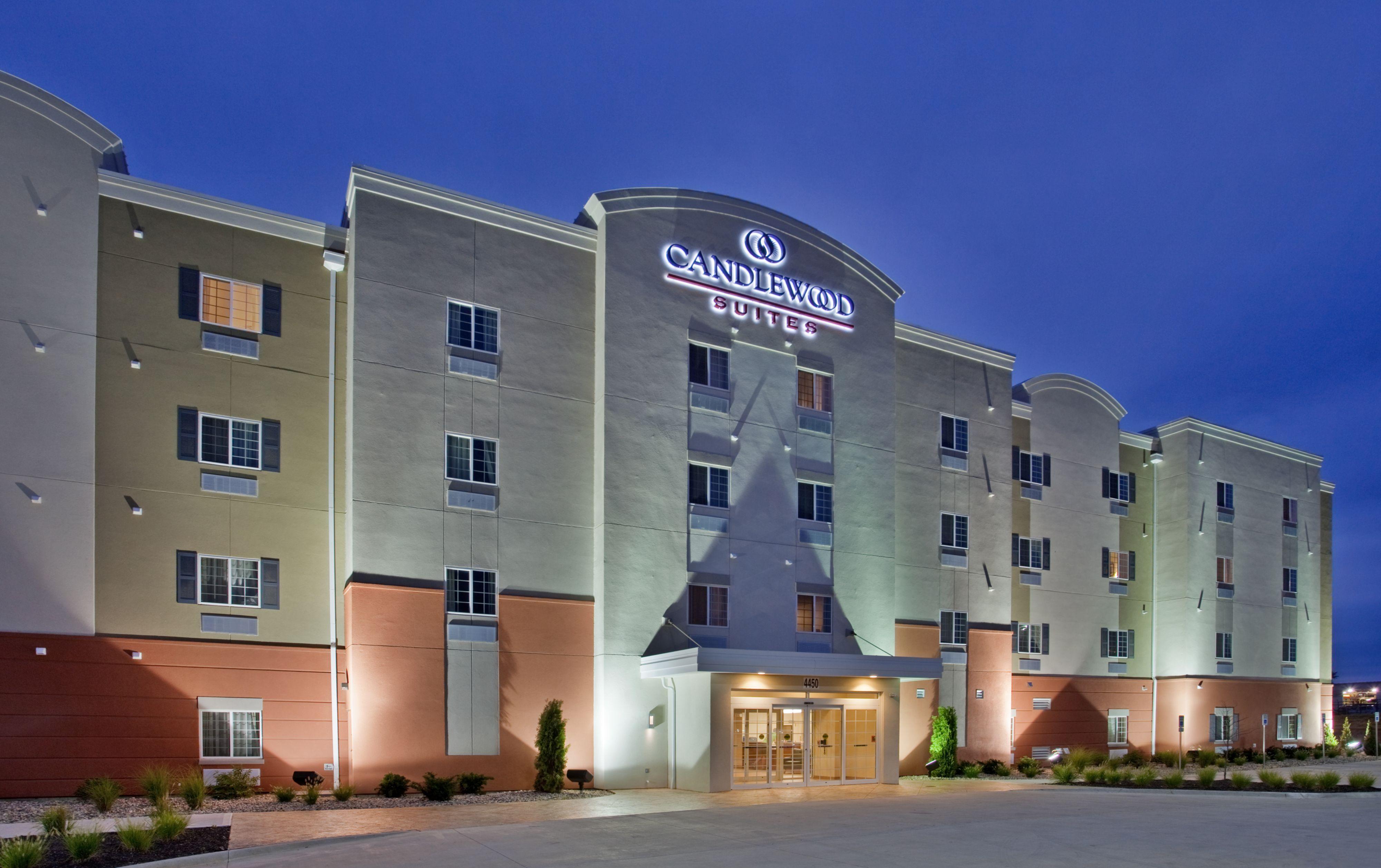 Candlewood Suites Jonesboro image 4