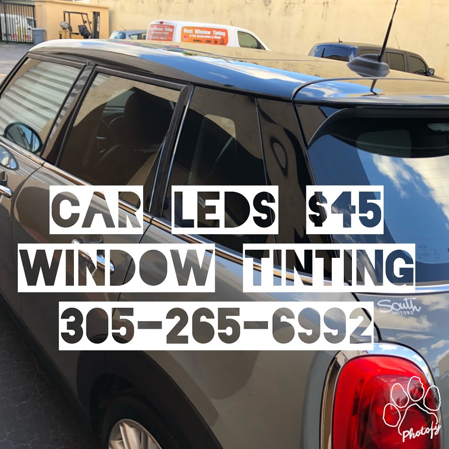 Best Window Tinting and Car Accessories in Miami (mobile tinting service) image 13