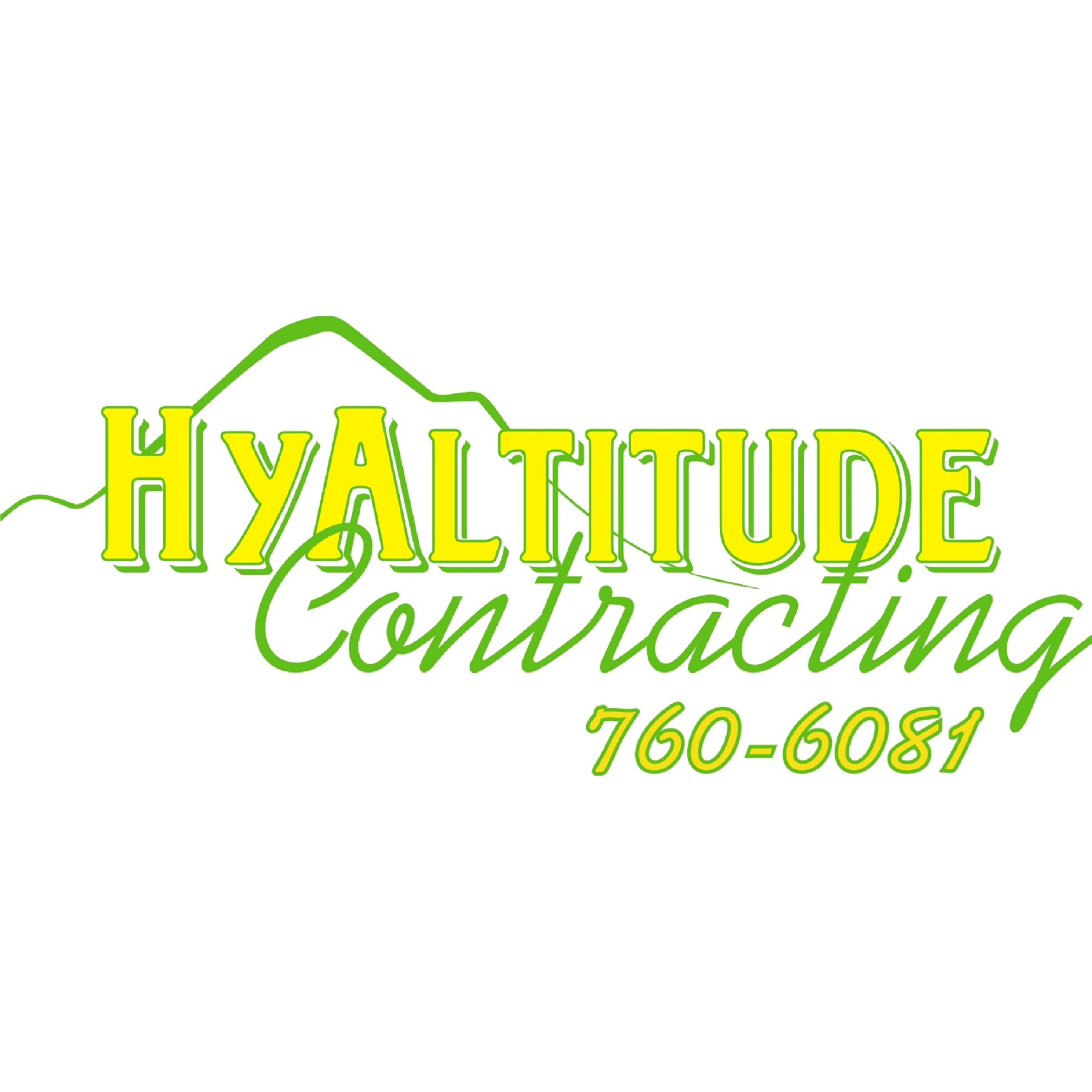 Hyaltitude Contracting