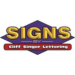 Cliff Singer Lettering Inc. image 43