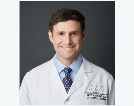 David Bloome, MD is a Orthopedic Foot and Ankle Surgeon serving Houston, TX