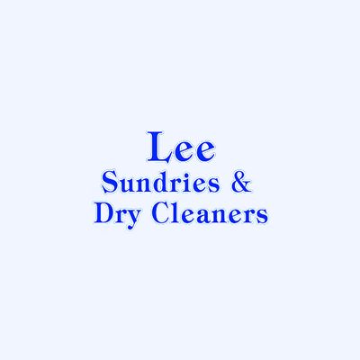 Lee Sundries & Dry Cleaners