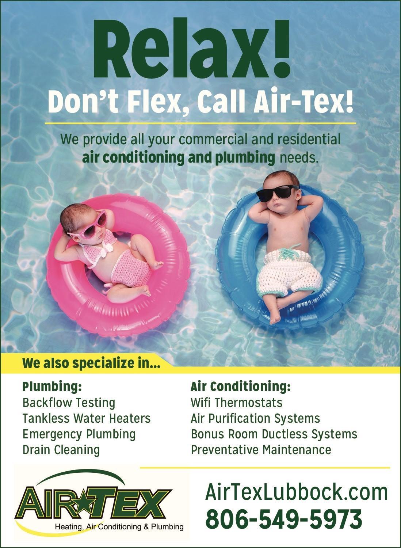 Air-Tex Heating, Air Conditioning & Plumbing image 0
