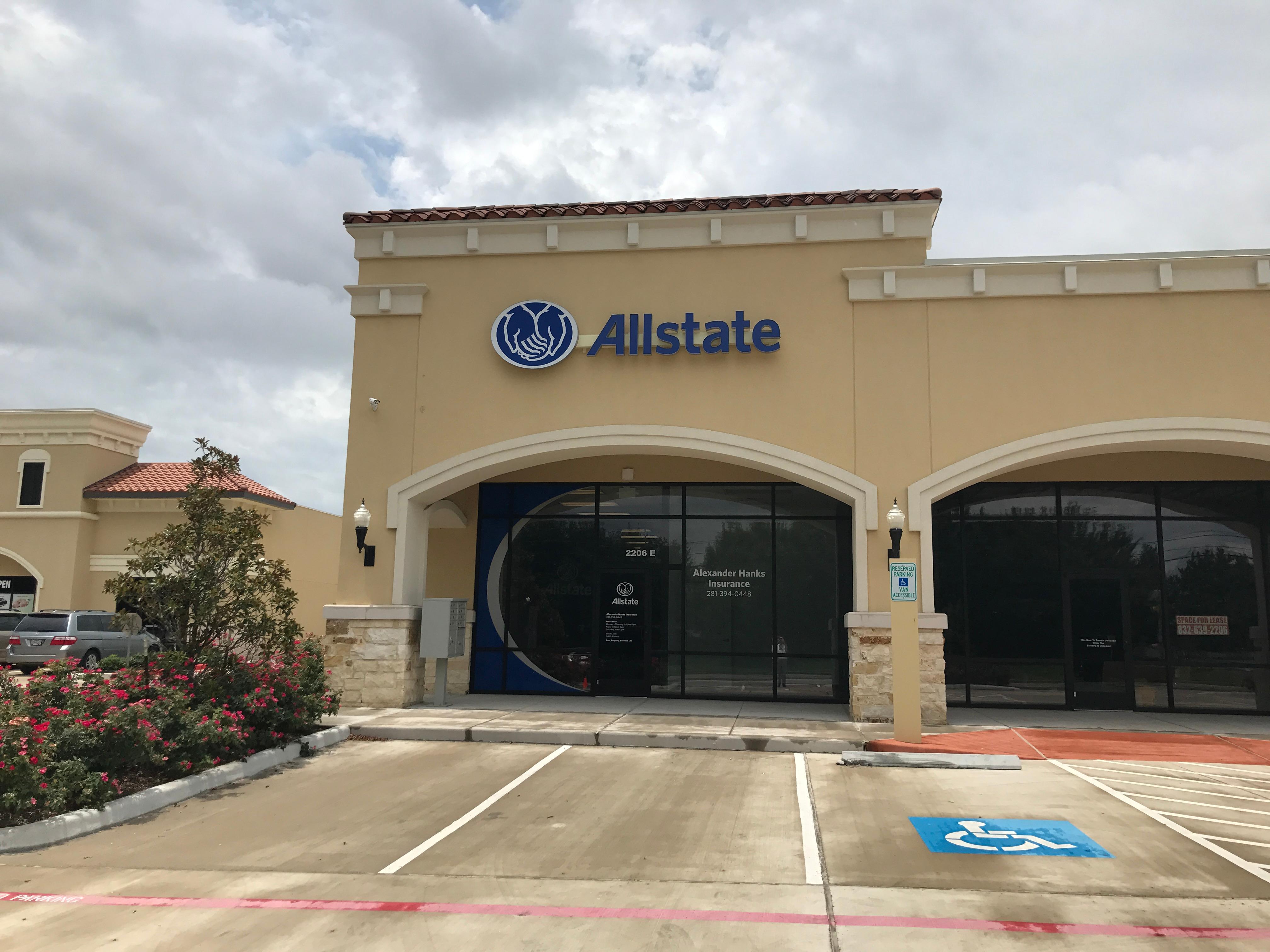 Alexander Hanks: Allstate Insurance image 0