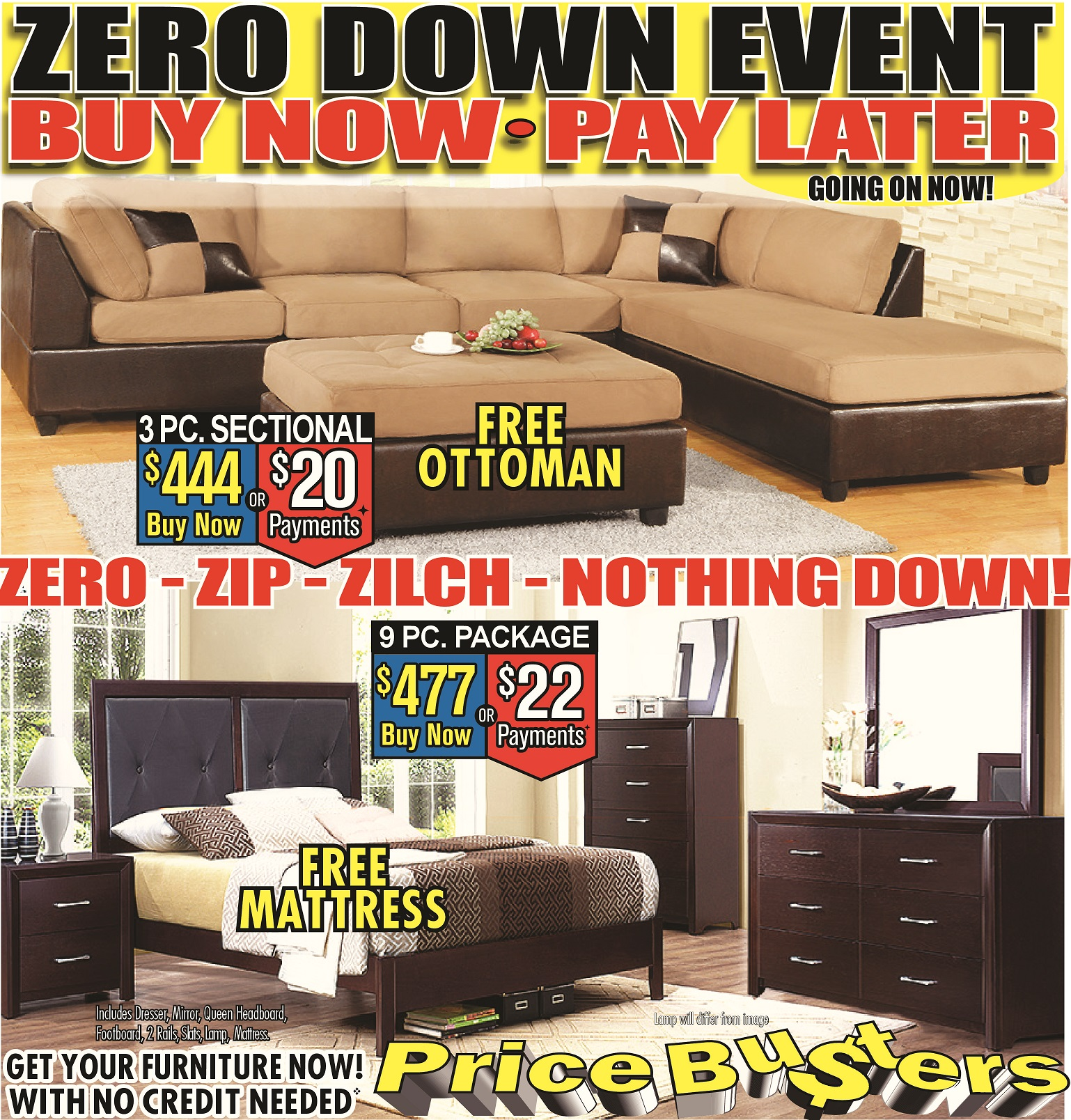 Price Busters Discount Furniture Reviews 7856 Eastern Ave