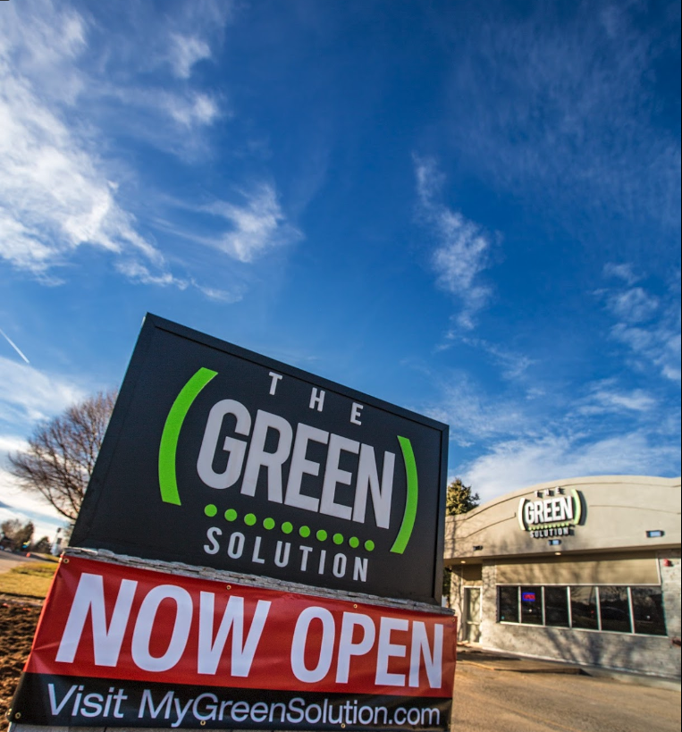 The Green Solution Recreational Marijuana Dispensary image 1