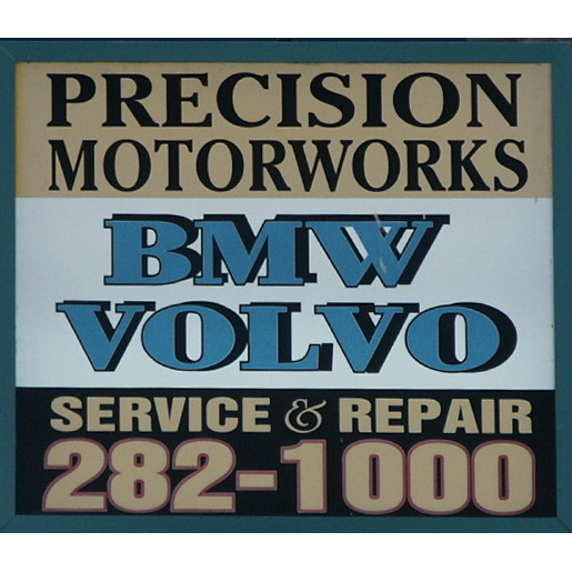 image of the PRECISION MOTORWORKS
