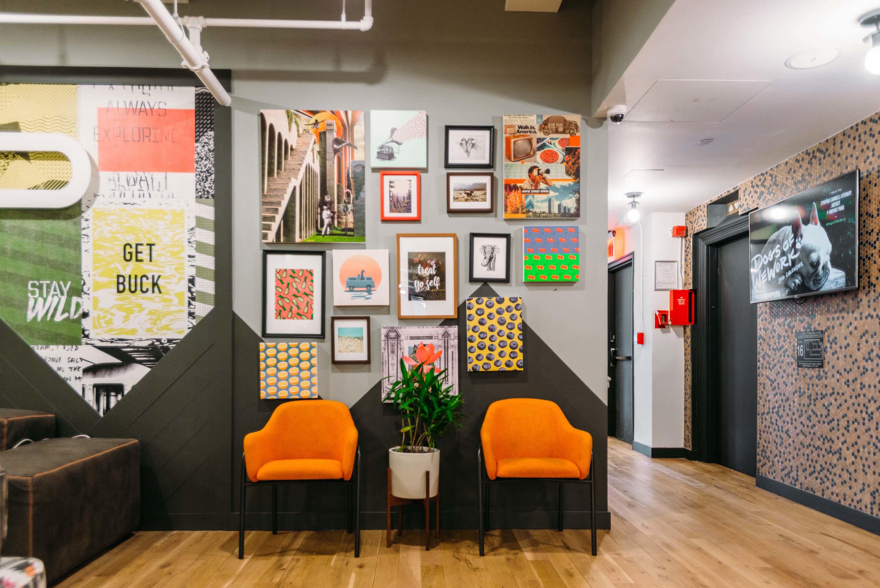 WeWork Derech Menachem Begin 144