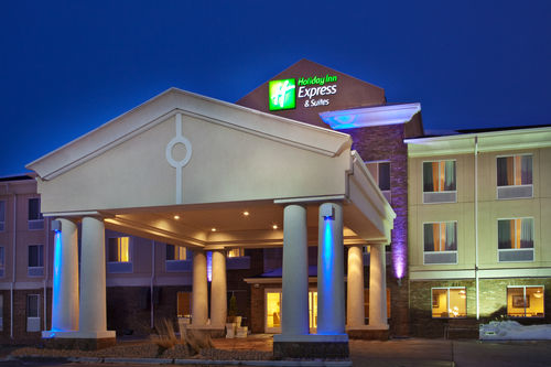 Holiday Inn Express & Suites Bellevue (Omaha Area) image 0
