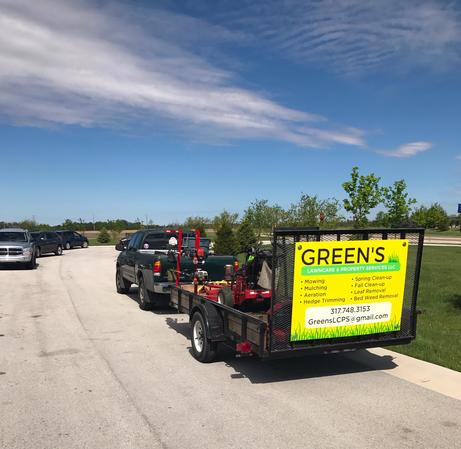 Image 2 | Green's Lawncare & Property Services