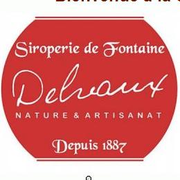 Logo Siroperie Delvaux Joseph