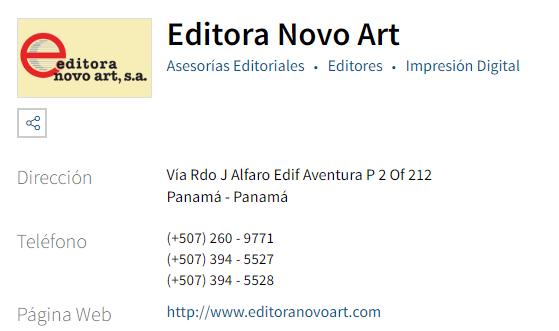 Editora Novo Art