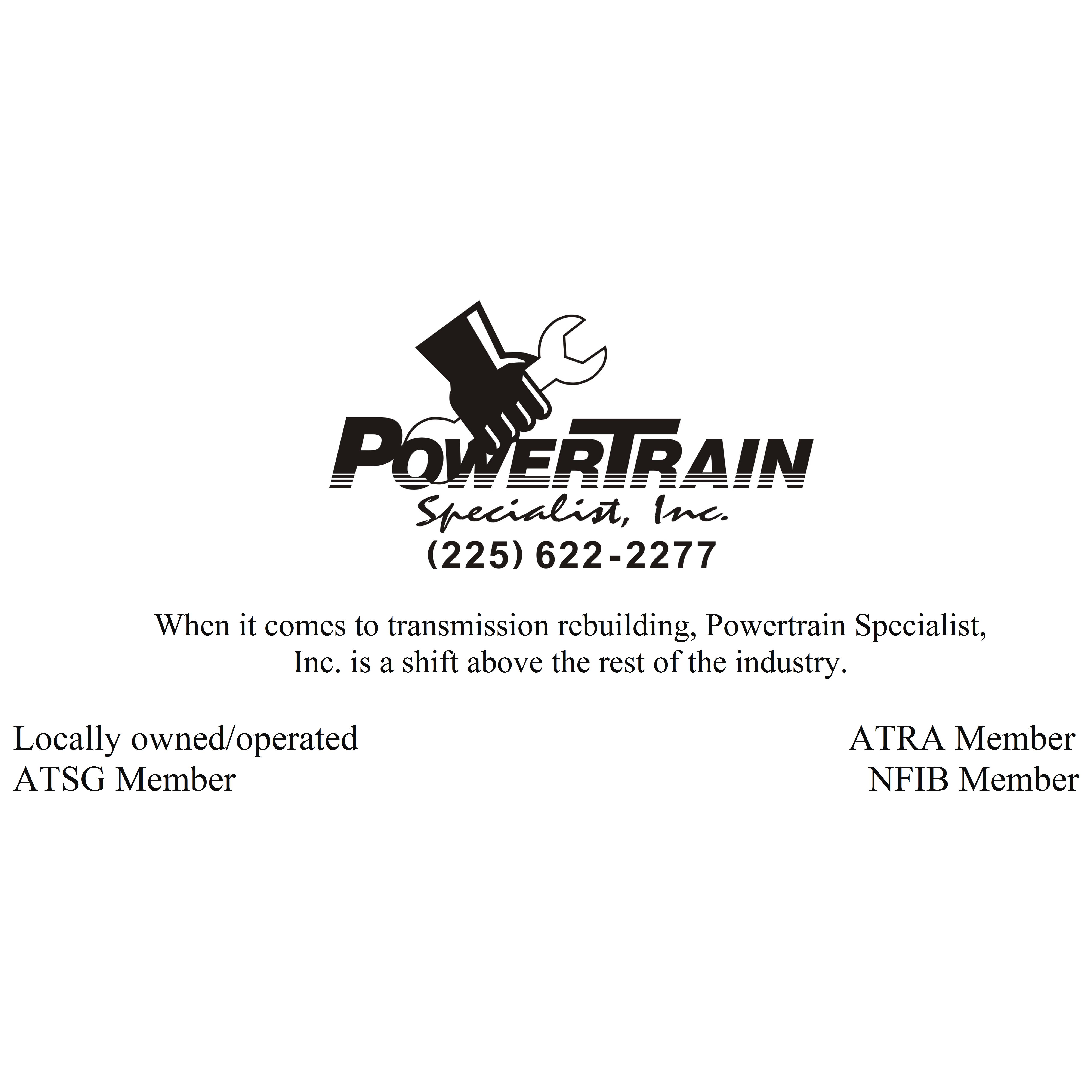 PowerTrain Specialists, Inc.