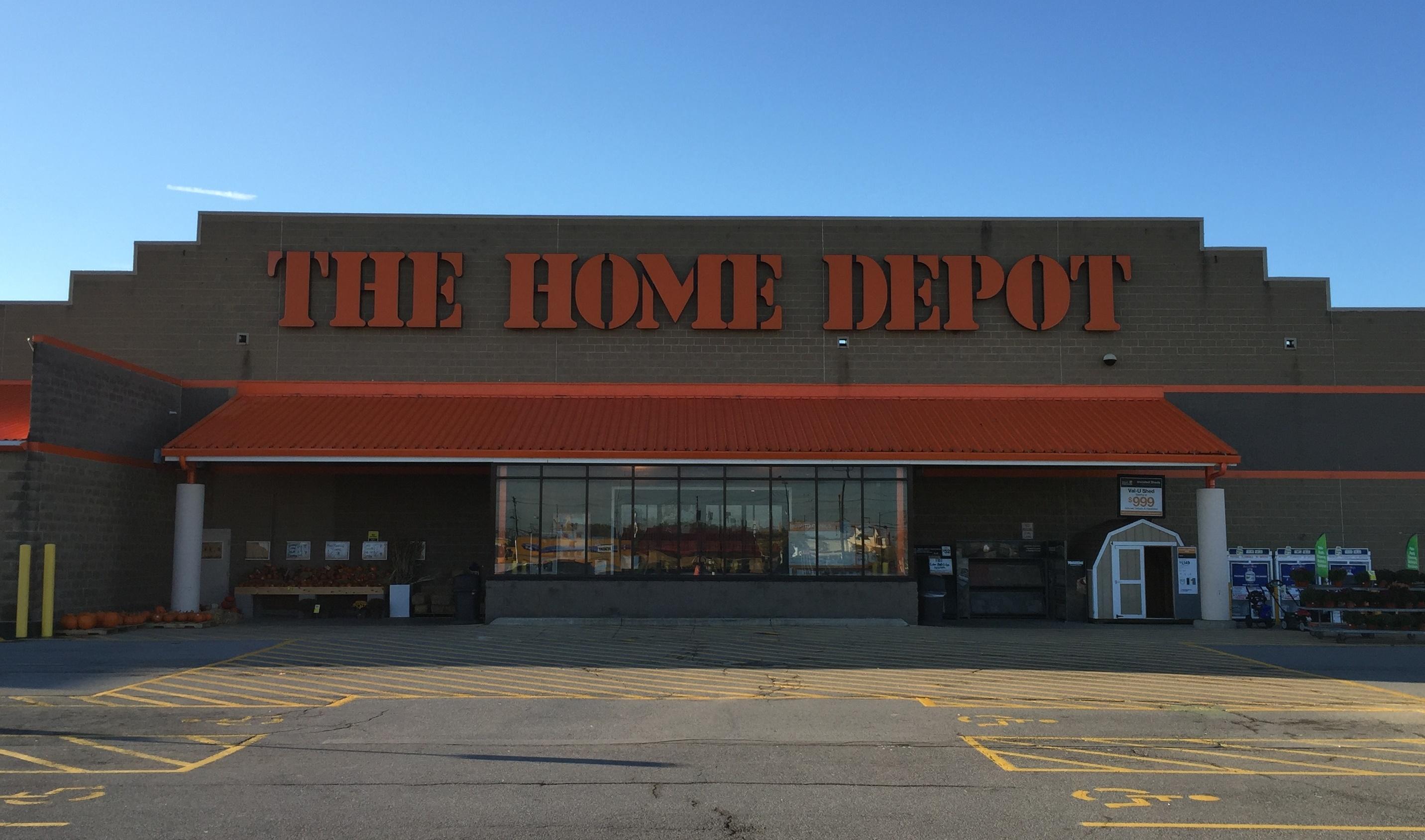 The Home Depot 1881 Ridge Road West Seneca Ny Shopping Centers