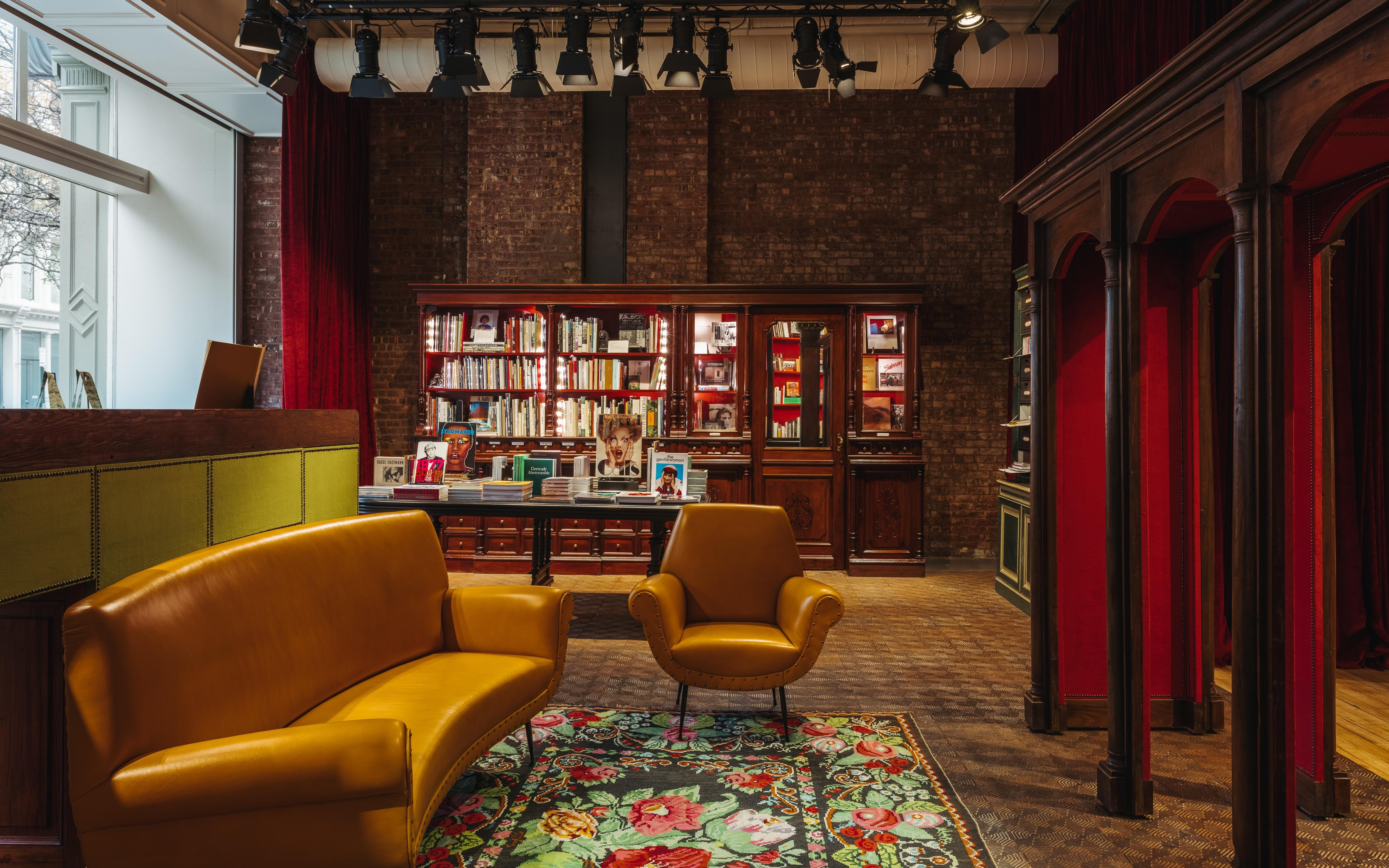 Gucci Wooster Bookstore image 3