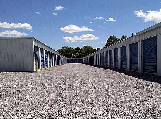 Business Storage in Montgomery, Alabama.