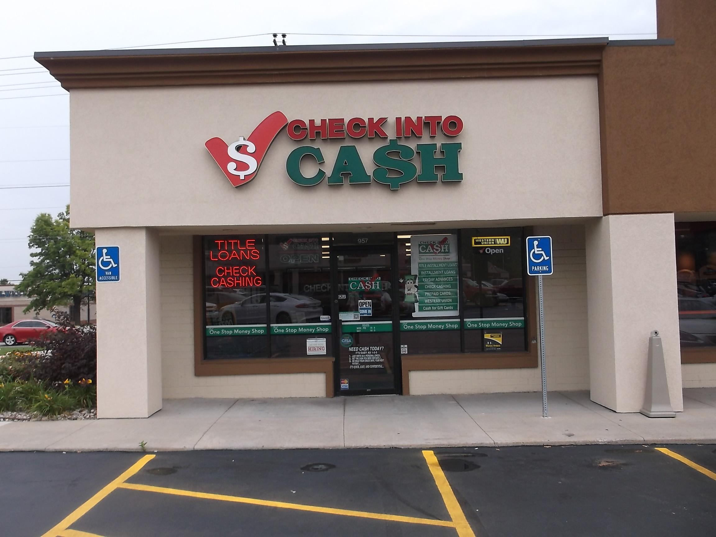 Advanced financial cash advance image 10