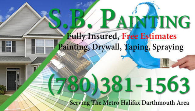 SB Painting Service in Dartmouth