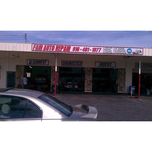 Fair Auto Repair and Tire
