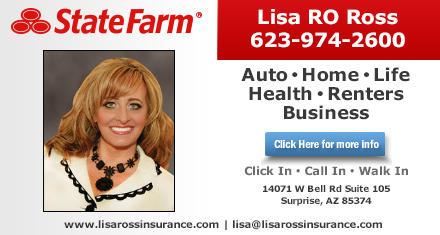 Lisa RO Ross State Farm Insurance Agency image 0