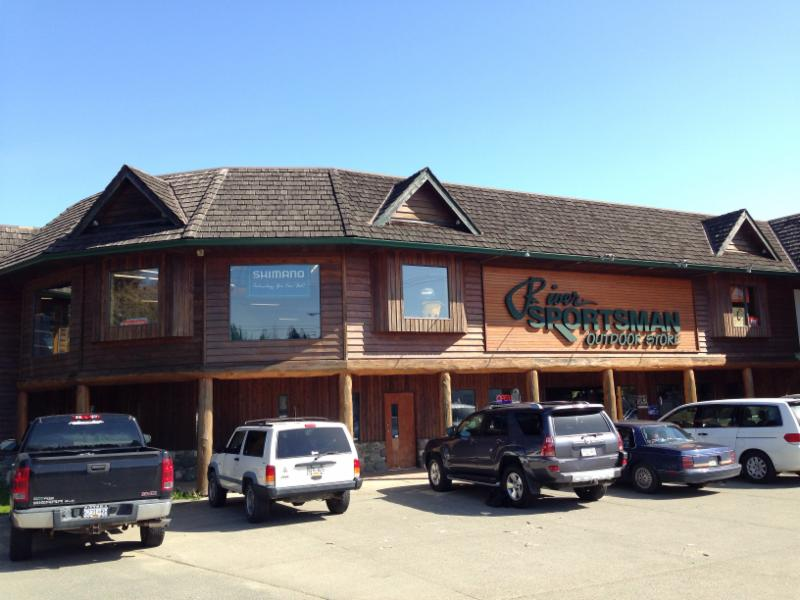 River Sportsman Ltd in Campbell River