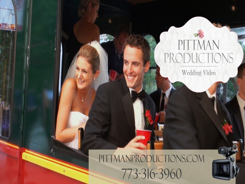 Pittman Productions Wedding Video image 7