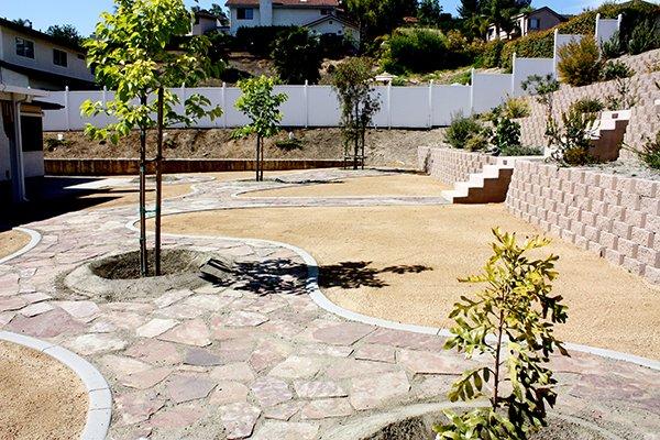 Curbscape Custom Concrete Landscape Borders image 4