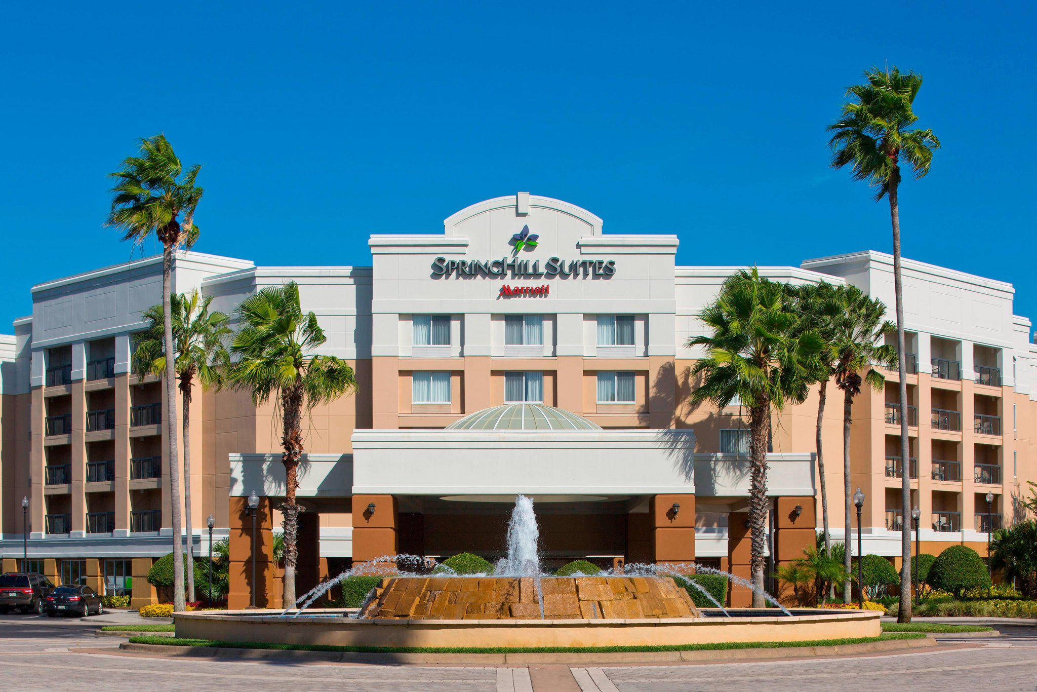 SpringHill Suites by Marriott Orlando Lake Buena Vista in Marriott Village