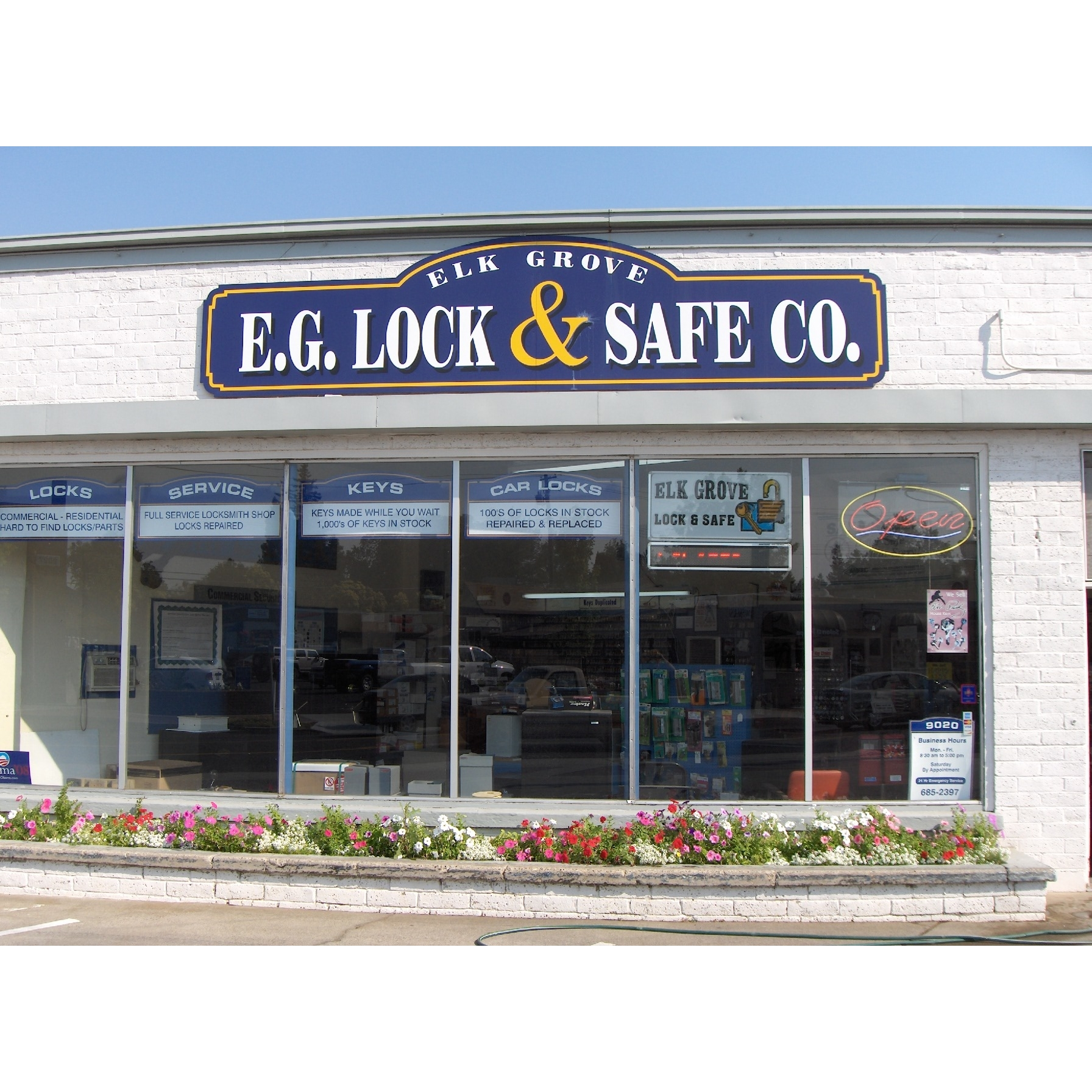 Elk Grove Lock & Safe Co. In Elk Grove, CA