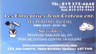 Les Entreprises Jean Croteau Enr  à Trois-Rivières