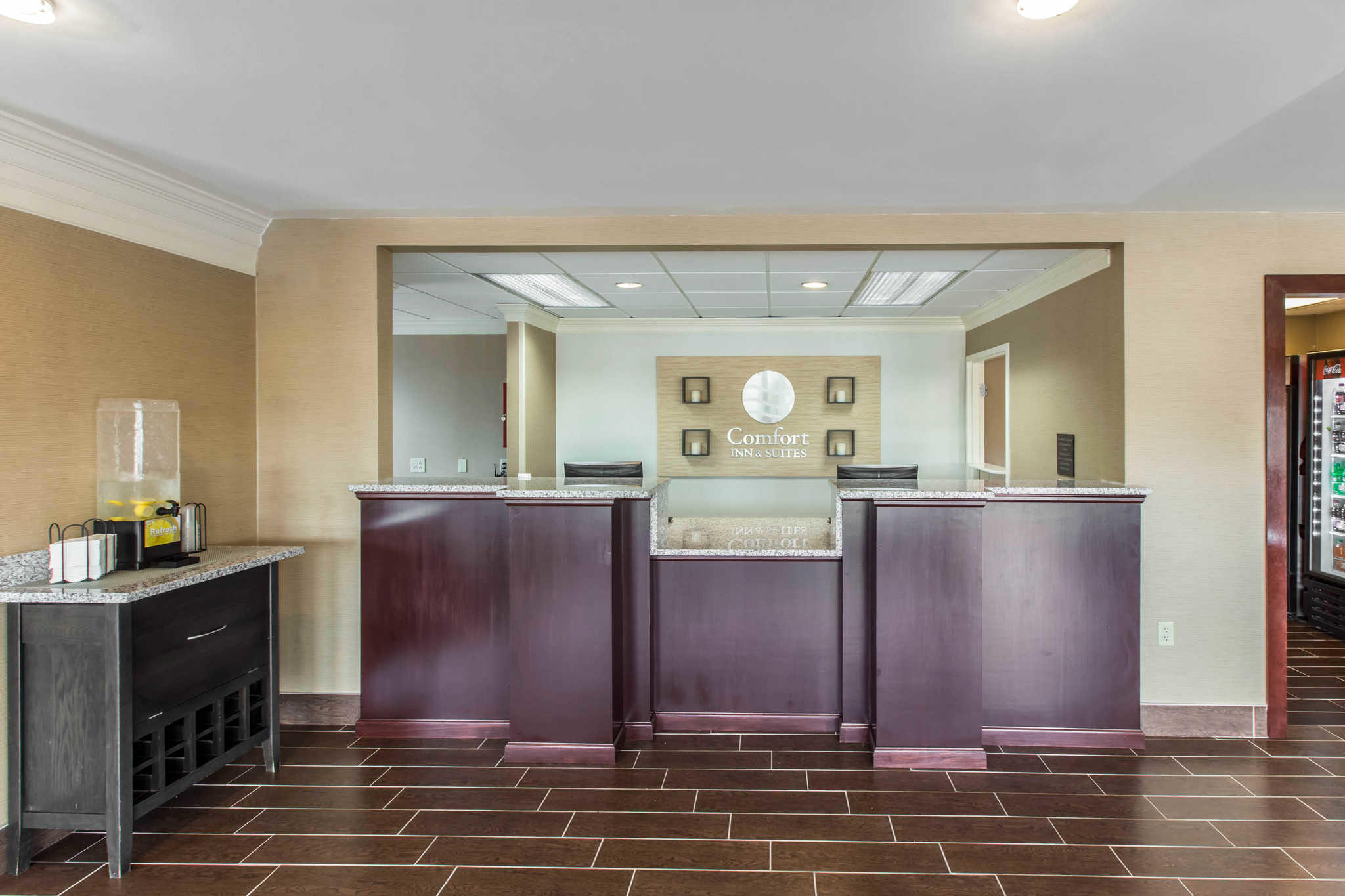 fort Inn Suites Knoxville West Kingston Pike Knoxville