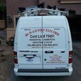 Hi-N-Lo Volt Electric,LLC - North Las Vegas, NV - Electricians