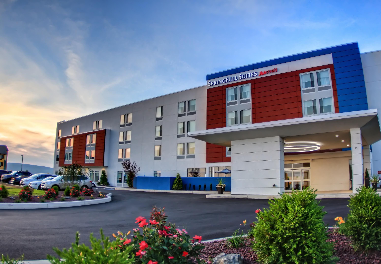 SpringHill Suites by Marriott Scranton Wilkes-Barre image 14