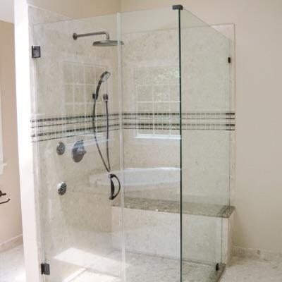 Advanced glass expert coupons near me in lorton 8coupons for Glass shower doors near me