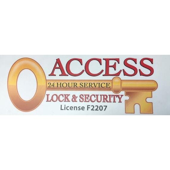 Access Lock & Security Inc image 0
