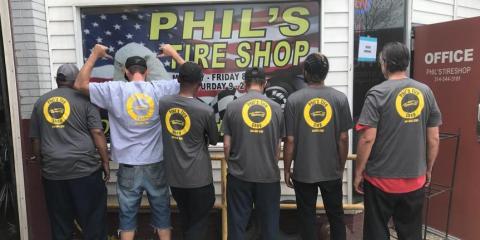 Phil's Tire Shop