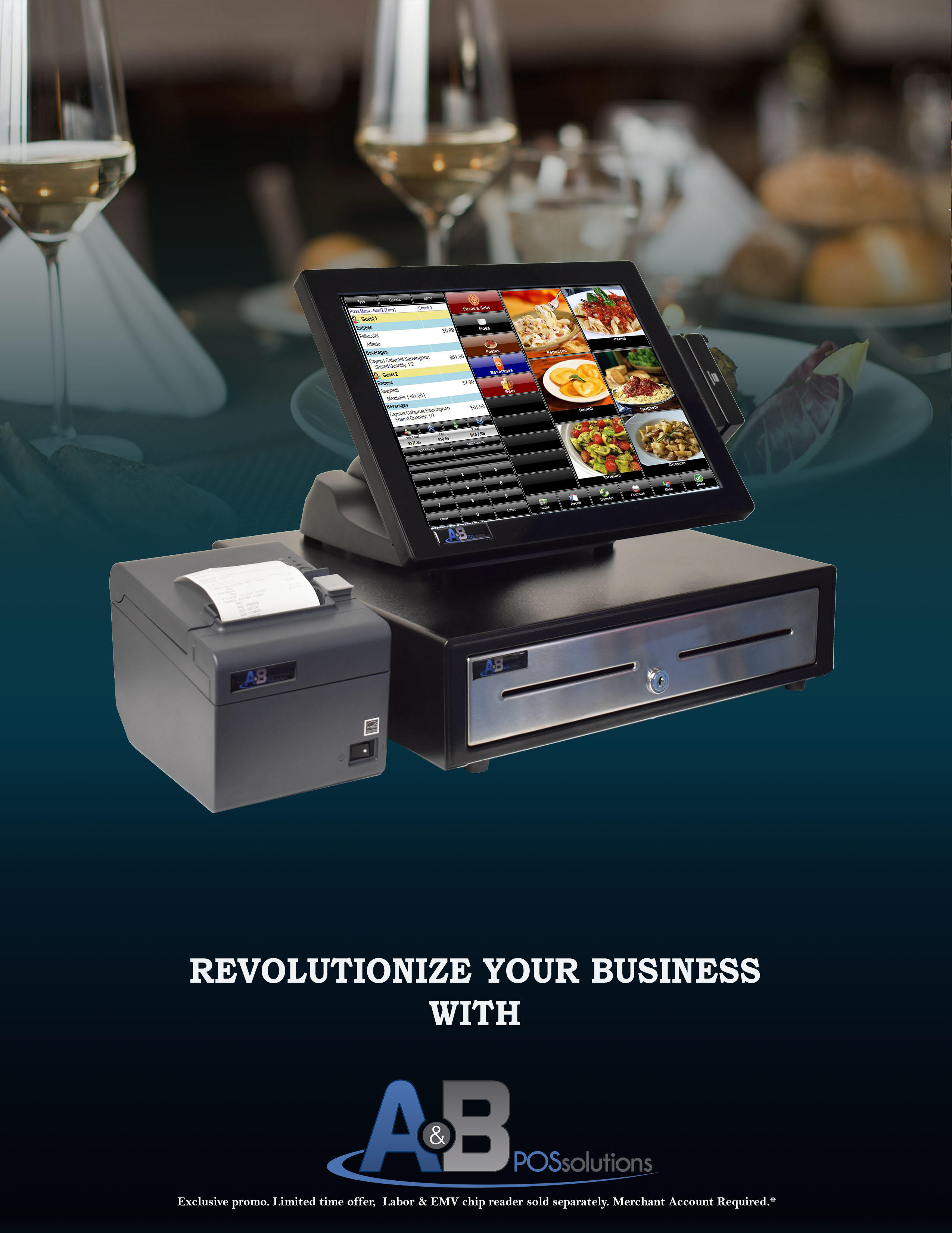 AB POS Solutions image 0