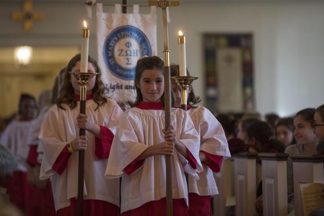St. Mary's Episcopal School - Lower School image 5
