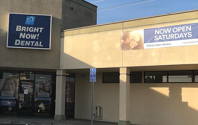 Bright Now! Dental 17615 Lakewood Boulevard Bellflower, CA