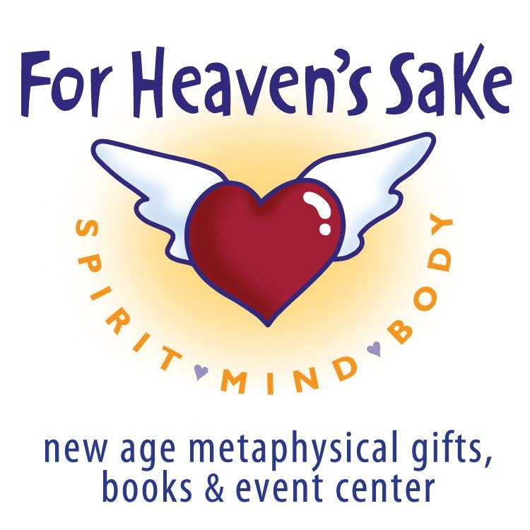 For Heaven's Sake New Age Metaphysical Books and Gifts