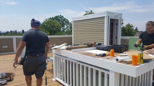 Four Season's Roofing INC image 2