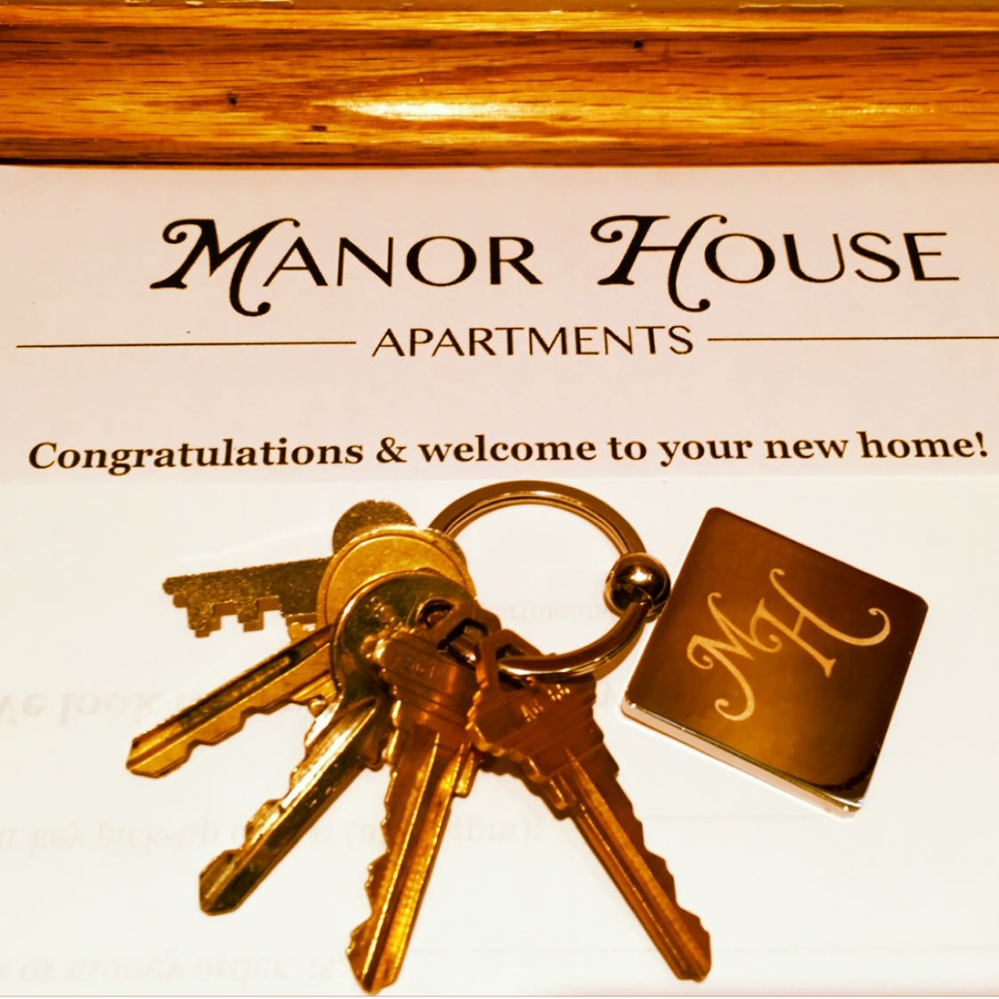 Manor House Apartments image 19