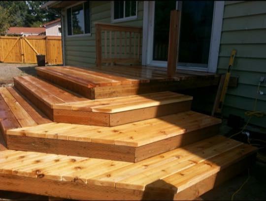 A.K. Custom Fence and Deck LLC image 1