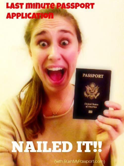 Rush My Passport image 3