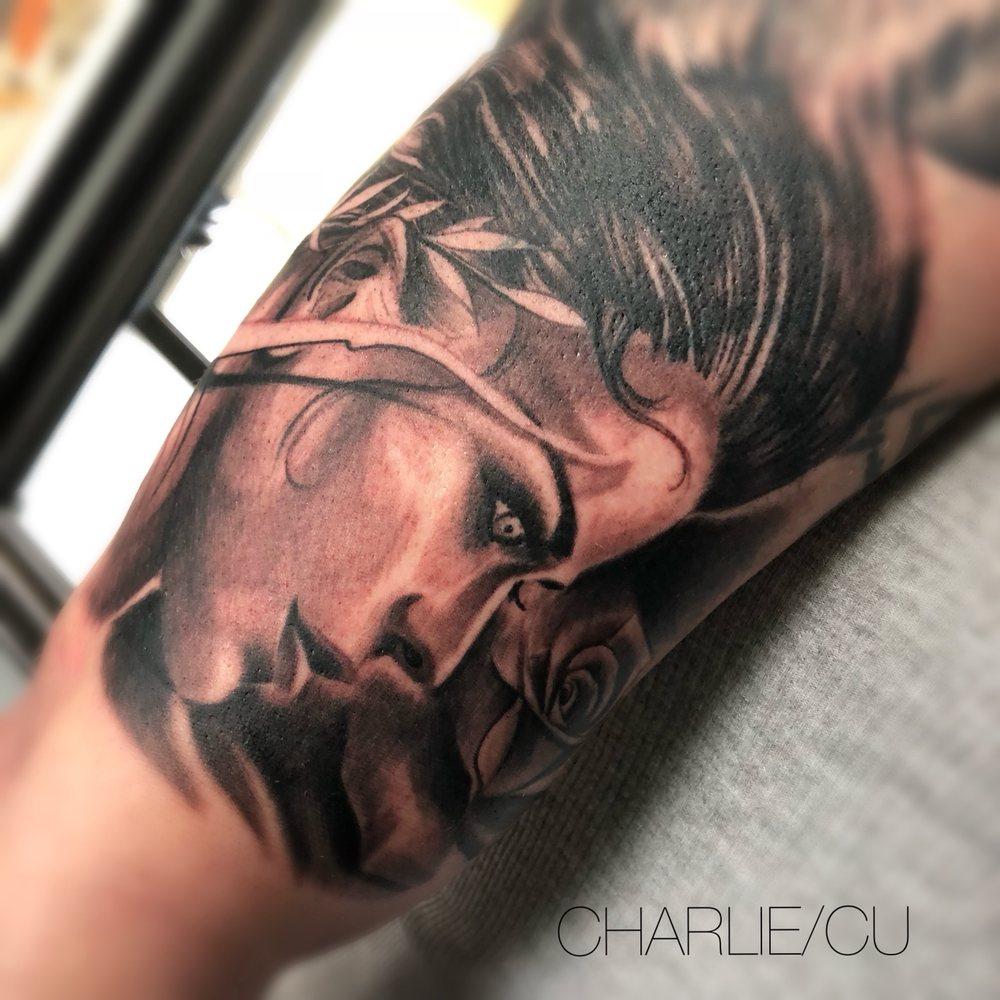 Charlie Cu Tattoo image 2